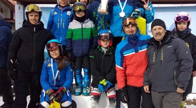 Перемога юних спортсменів Ясінянської СДЮСШОР із зимових видів спорту
