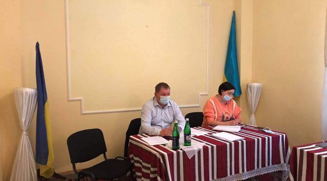 Відбулось засідання десятої сесії Ясінянської селищної ради